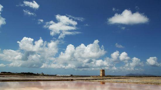 馬紮拉德爾瓦洛 3 居別墅專屬花園酒店 - 附游泳池及無網上網 - 離海灘 200 米