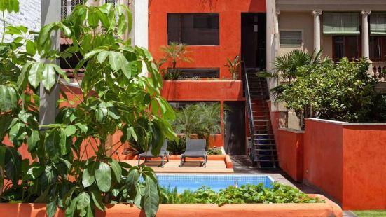 享受巴塞隆拿格拉西亞露台公寓酒店