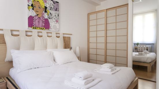 博格斯佩索意式公寓