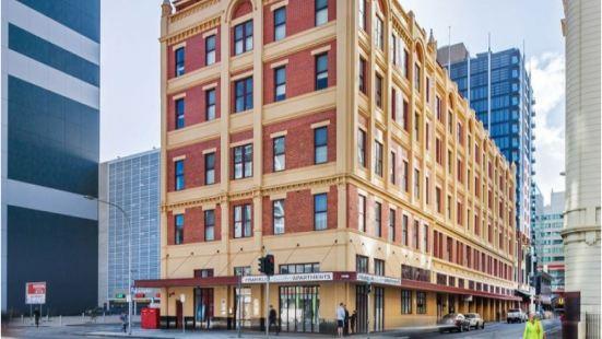 富蘭克林公寓酒店