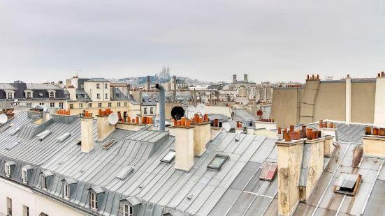 布雷迪酒店 - 巴黎火車東站 城市酒店集團