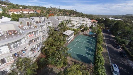 Noosa Hill Resort Sunshine Coast