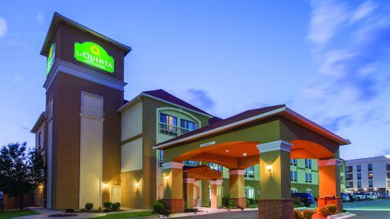 俄克拉何馬城州育空拉昆塔套房酒店