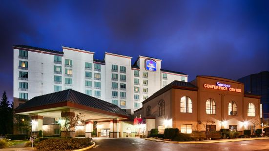 西雅圖費多威貝斯特韋斯特優質酒店