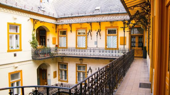 布達佩斯之心公寓酒店