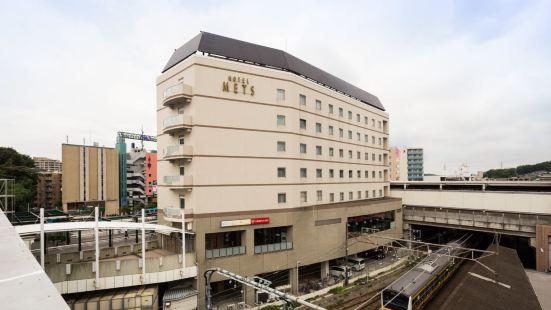 梅茲溝之口 JR 東酒店