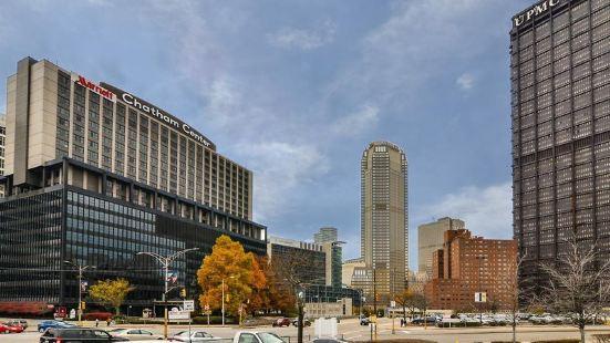 匹茲堡市中心萬豪酒店
