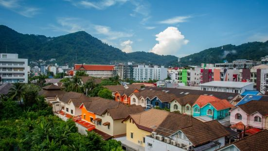 Palm Spring Patong by Chattha