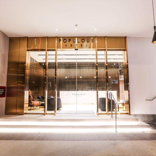 Populous Hotel @ Bugis Singapore