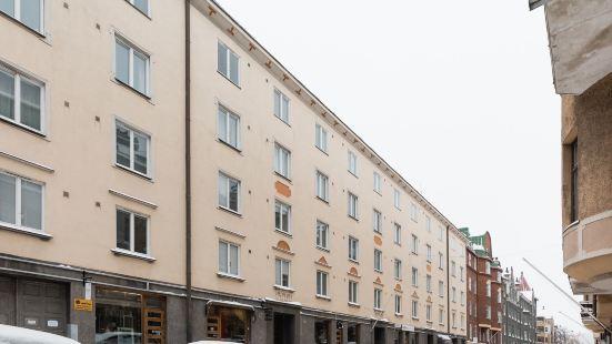 Central 2-Bedroom Design Apartment