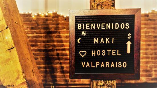 Maki Hostel Valparaiso