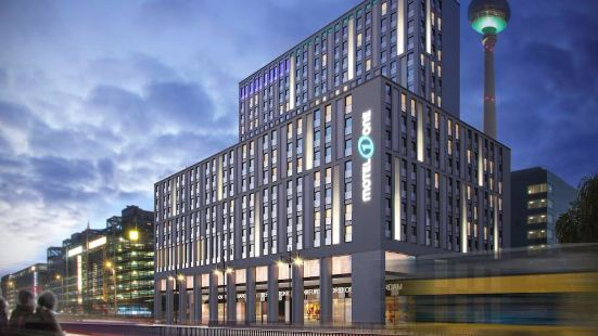 Motel One Berlin-Alexanderplatz
