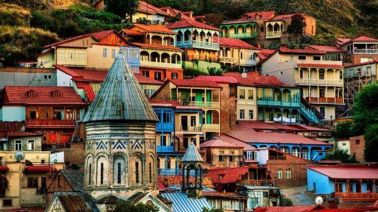 Hotel Ethnograph Old Tbilisi