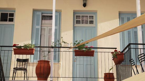 住在雅典 - 迪西奧歷史之家酒店