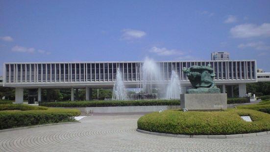 호텔 파크 사이드 히로시마 평화 공원