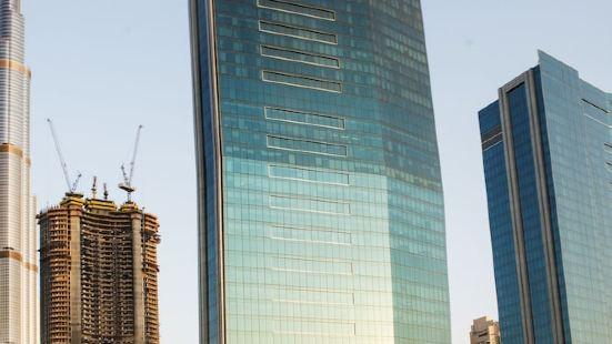Dream Inn 48 Burj Gate Homes Downtown