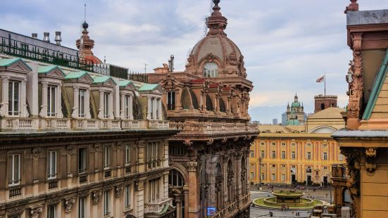 熱那亞布里斯託宮殿酒店