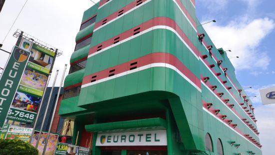 Eurotel Las Pinas Hotel Manila