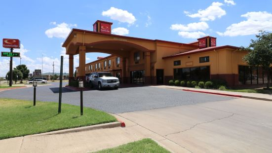 Econo Lodge I-27 Lubbock