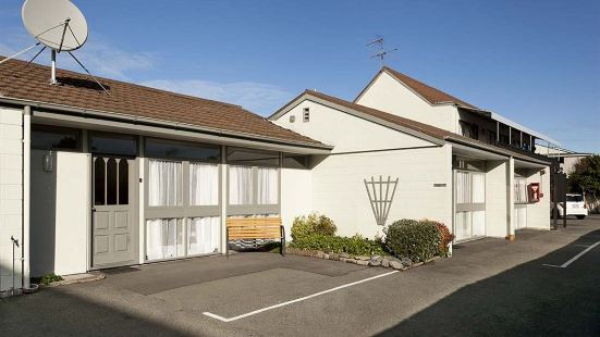 Merivale Court Motel Christchurch
