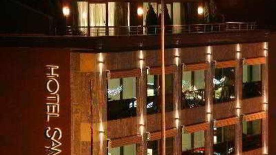 Hotel Samm Bistro Spa - Boutique Class