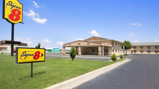 Super 8 by Wyndham Amarillo Central TX