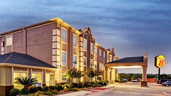 聖安東尼奧阿拉莫區速8酒店