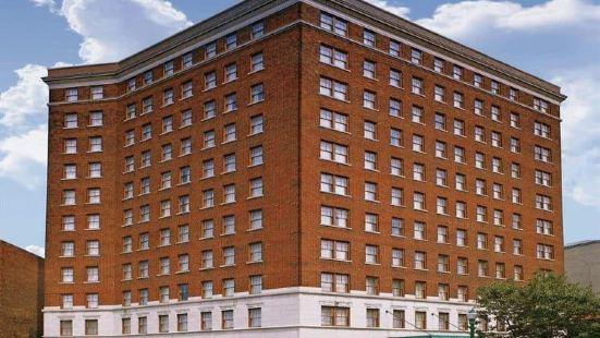 傑斐遜克林頓酒店