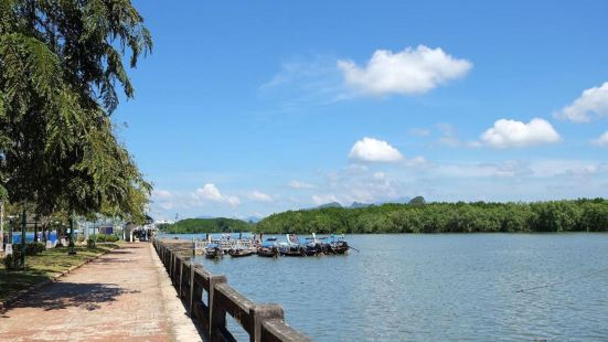 Krabi Marina Seaview