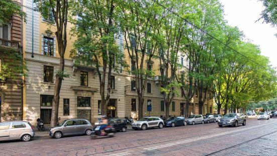 米蘭中心豪華5卧室公寓