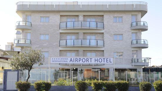 卡塔尼亞國際機場酒店