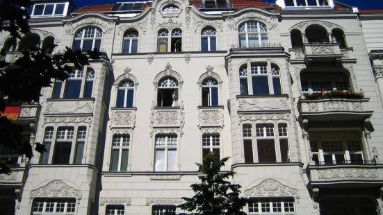 Hotel Pension Columbus am Kurfürstendamm
