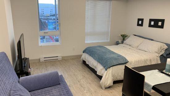 蒙特利爾市區舒適公寓