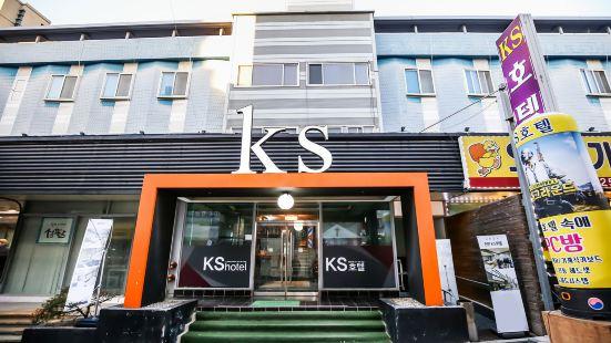 KS Hotel Cheonan Station