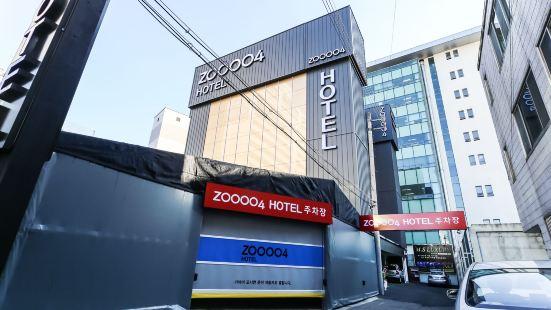 Daegu Dongseong-Ro Main Construction Work (Zoo004)