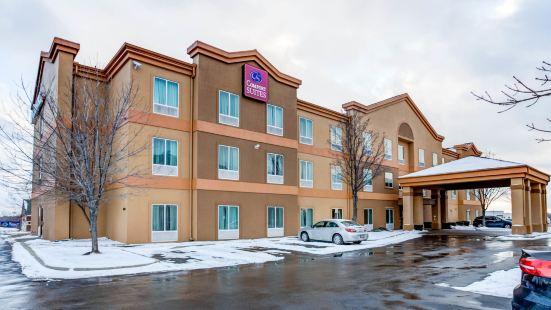 堪薩斯城舒適套房酒店