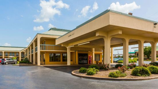 Econo Lodge Inn & Suites Montgomery
