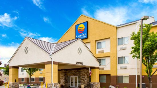 Comfort Inn & Suites Orem Near University