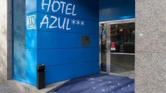 巴塞隆拿阿克塔阿祖爾酒店