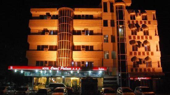 阿傑梅爾歐尼宮酒店