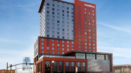 坎布里亞納什維爾市中心酒店