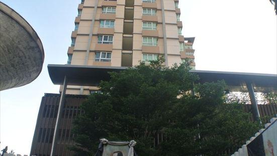 Diamond Sukhumvit Apartment Studio City View