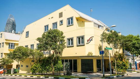 프래그런스 호텔 - 비바