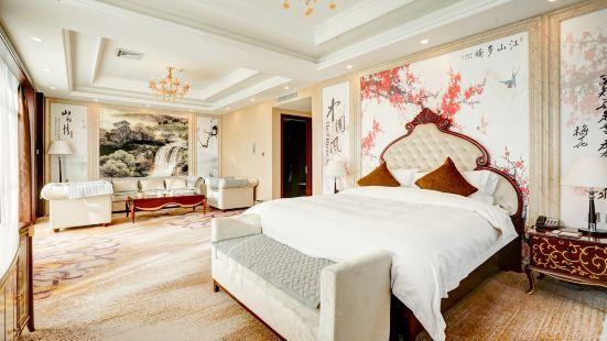 雙鴨山松江國際大酒店