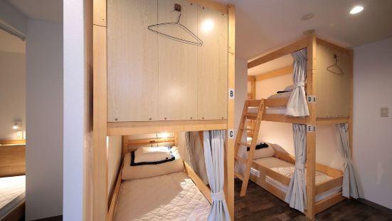 旅行與睡眠青年旅舍