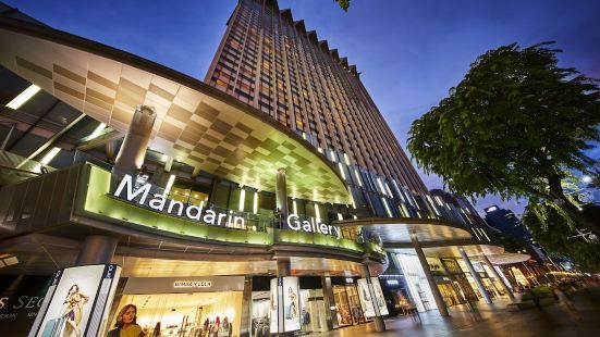 Mandarin Orchard Singapore (Staycation Approved)