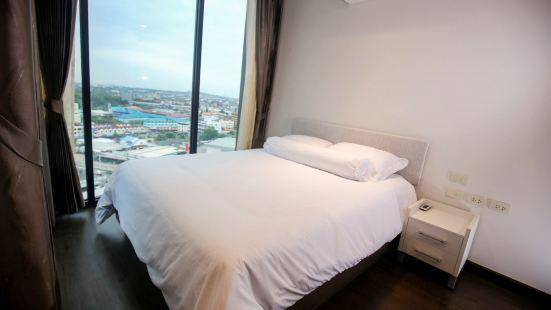Pattaya Infinity Pool Apartment