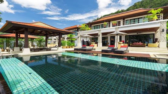 195G 4 Bedroom Boutique Pool Villa in Patong