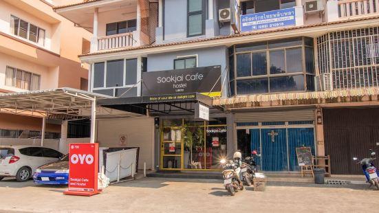 OYO 726 Sookjai Cafe and Hostel