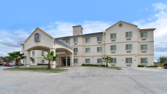 Best Western Plus Monahans Inn and Suites
